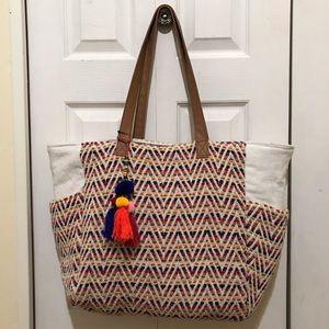 Handbags - Oversized Boho Tote Bag